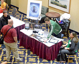 The Artists' Alley